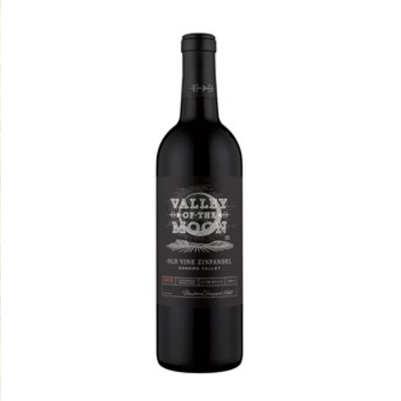 Valley Of The Moon Winery Zinfandel 2012 800x800